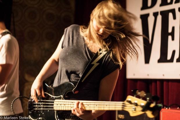 Bassiste The Black Veins