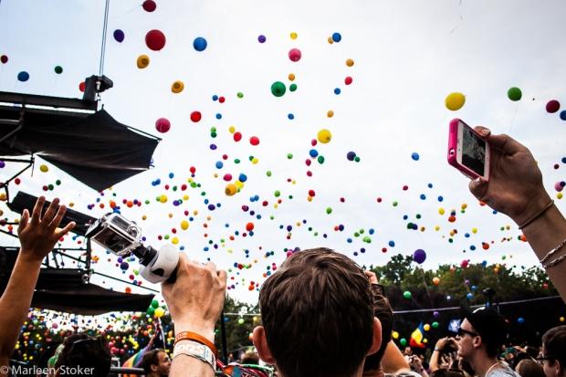 Balloon Event @ Sziget Festival
